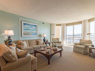 North Tower #603*Barefoot Landing Resort *golf* WaterWay View* Pools*