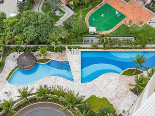 Pineapples - Mediterrâneo Flat excelente ubicación (king + sofa - 21)