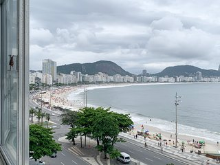 A802 CaviRio - Modern Flat in front of Copacabana