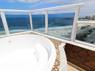 F8 CaviRio - Penthouse with private pool