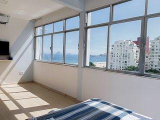 NSC1006 CaviRio - Studio Copacabana beach view