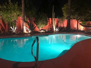 NEW! Upscale Mesa Living: Outdoor Oasis w/ Pool!