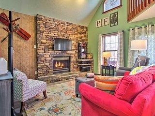 NEW! Smoky Mtn Hideaway: Cabin w/ Deck + Hot Tub