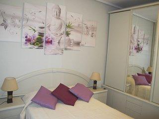 pintoresco y coqueto apartamento en miribilla