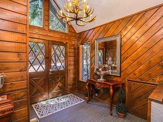 Storybook Mountain Lodge in Lake Arrowhead CA