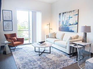 Stunning 1BR Birmingham Apartment