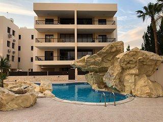 Sunny and comfortable 1 bedroom Larnaca-Oroklini