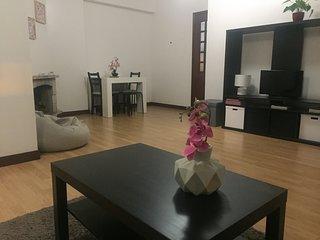 Victoria's apartment