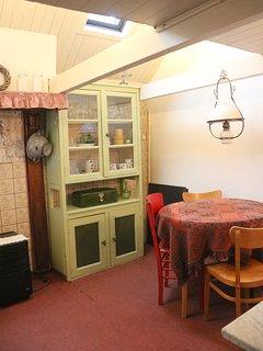 Keuken Huisje Vogelenzang Zeeland