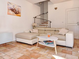 Nice home in Pegomas w/ Outdoor swimming pool, WiFi and 2 Bedrooms (FCA759)