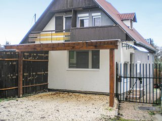 Awesome home in Siófok w/ 2 Bedrooms and WiFi (UBS816)