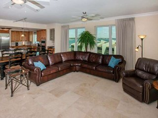 5th floor w/ Gulf views | Out/Indoor pools, Hot tub, BBQ, Pier, Deeded beach acc