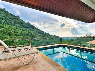 Sea View Treasure Park Pool Villa 5 With 5 Bedrooms