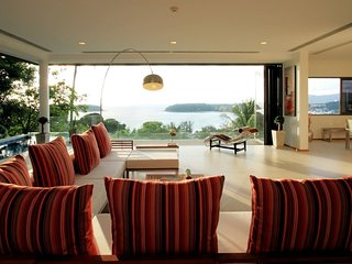 A2 · The Heights Luxury Penthouse Magnificent sea view