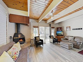 Tahoe Keys Condo w/ Mountain & Canal Views, Private Boat Dock