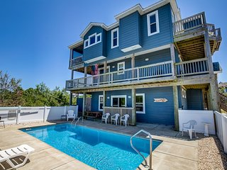 Stella Maris | Private Pool, Hot Tub | Corolla