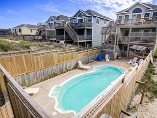 High Tide   Oceanfront   Dog Friendly, Private Pool, Hot Tub   Nags Head