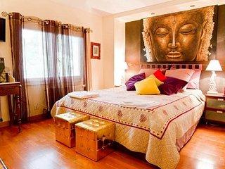 B&B - HERMINE OCCITANE - Maison d'hôtes- Chambre Namaste