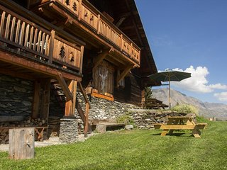 Amazing chalet with mountain view