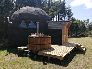 Huincacara Lodge - Domo 02