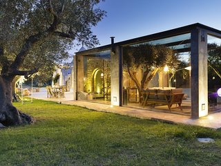 Luxury villa La Serra