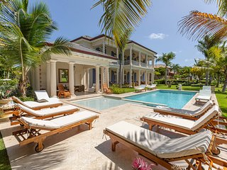 Luxury Golf View Villa in Punta Cana Resort & Club