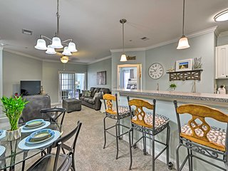 NEW! Surf City Family Condo: 2 Miles to the Coast!