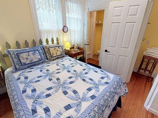 Primrose Bed and Breakfast Posy Room Hocking Hills Ohio between Logan And Athens