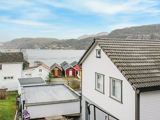 Awesome home in Flekkefjord w/ WiFi and 4 Bedrooms (NVK069)