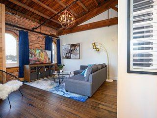 The 1865   One-of-a-Kind Warehouse Condo   Near Downtown