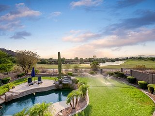 Stunning Las Sendas 4BR w/ Private Heated Pool, Waterfall & Elevated Sundeck