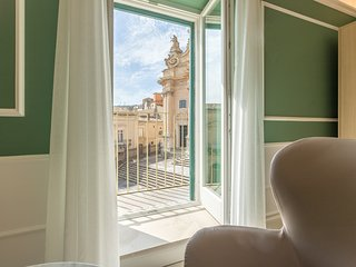 Ettore, prestigious two-room apartment in Ragusa Ibla