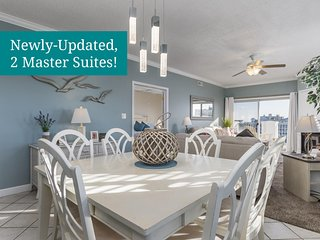 Avalon 506 - Newly-Updated, Indoor Pool & 2 Master Suites!