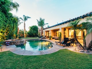 Villa Palma by AvantStay | Villa in Coachella w/ Pool & Spa | Sleeps 15!