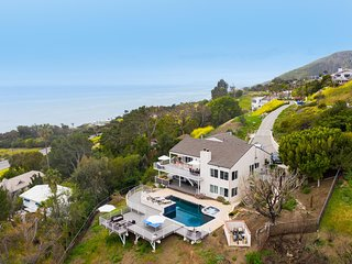 Sea Star by AvantStay | Gold Medal Olympian's Malibu Estate | Pool, Spa & Views