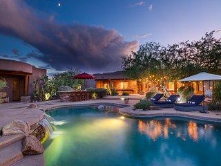 Westland by AvantStay | Desert Oasis w/ Mountain View, Pool & Basketball Court
