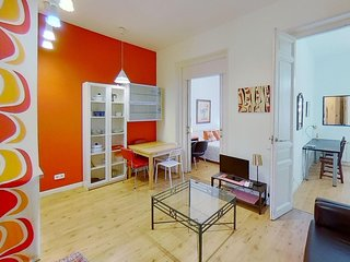 Perfect located 2 bedroom Apartment with Balconies