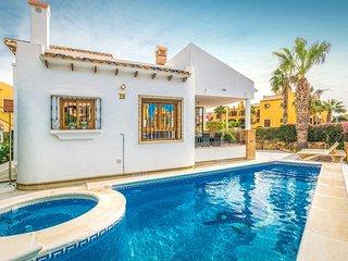 Fantastisch vakantiehuis in het La Finca Golf Resort (EBL562)