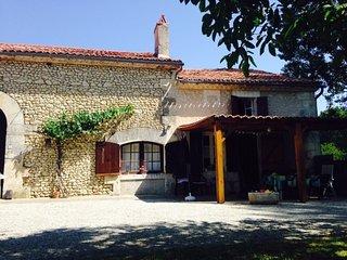 Charming French Farmhouse in Dordogne Region France