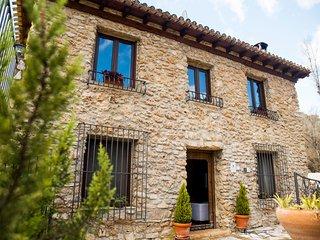 Villa en Algarinejo Granada con piscina privada