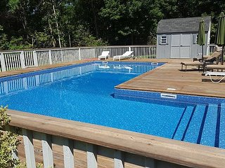 6BR Private Home In Sag Harbor / Southampton With Pool & Jacuzzi