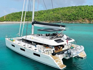 Catamaran ECLIPSE | Virgin Islands Yacht Charters