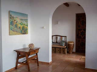 3 bedroom house with 2 terraces and stunning views in Segura de la Sierra