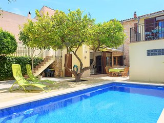 Sa Llimonera, Casa con piscina ideal familias.