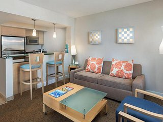 Marenas Resort 1 BR Ocean/Beachfront Suite by Owner