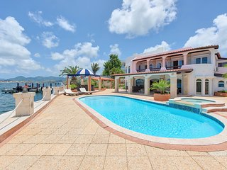 Dream Villa SXM AZUL