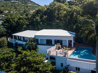 Dream Villa SXM Branca