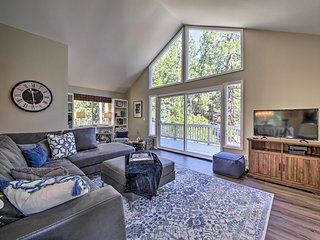NEW! Modern Cabin < 3 Mi to Lake Arrowhead Village