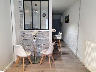 Appartement classé de 34 m2