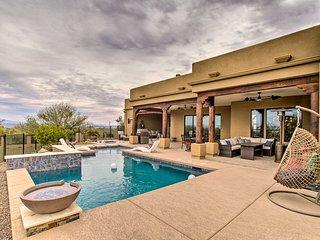 NEW! Modern Adobe Oasis w/Mtn Views in Scottsdale!